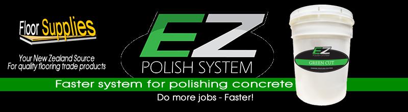 EZ Polish - Faster polished concrete floors - Floor Supplies Ltd